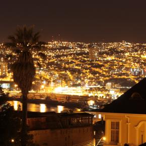 En Valparaíso: noches de vinos ygastronomía