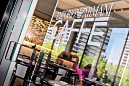 Cafe Armani Fotografia: Jose Miguel Mendez