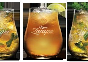 Mixología Zacapa