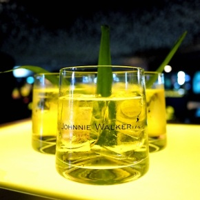 Mixología con Johnnie Walker Gold Label Reserve