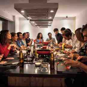 Kitchen Club abre en Santiago