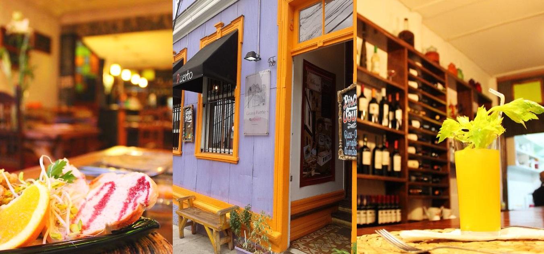 Cocina Puerto: sabores con aires sureños |