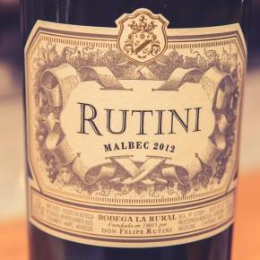 Una noche con RutiniWines