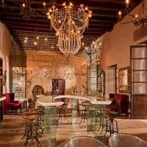 1621: vinos y alta gastronomía en Cartagena deIndias