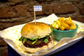 Luco´s: hamburguesas alpoder