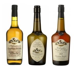 Tres Calvados enChile