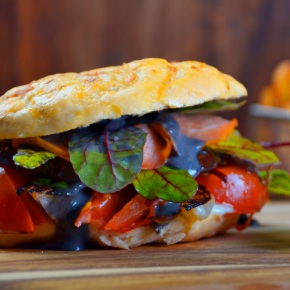 Capicúa: Chile en unsándwich