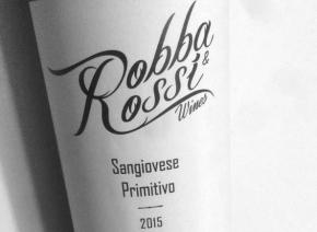 #AlDescorche: [Robba & Rossi] Sangiovese Primitivo2015