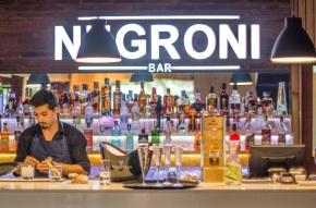 Negroni: el nuevo bar deVitacura