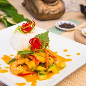 Curry: nuevos sabores thai enProvidencia