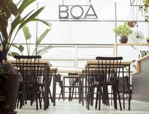Boa Restorán: el nuevo oasis deSantiago