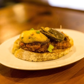 Pan/Bar: de tapas en LaVinoteca