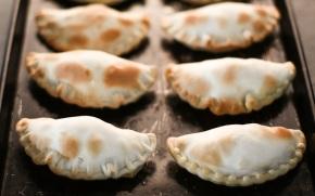 Gregoria: la empanada cruza lacordillera