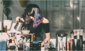 Las mujeres se toman elcafé