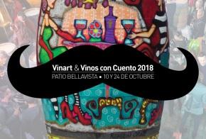 Vuelve Vinart: arte y vino enBellavista