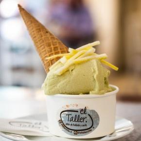 Los nuevos helados de ElTaller