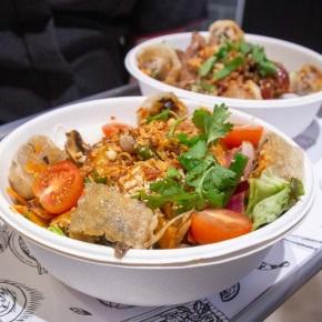 Phở & Bánh Mì: cocina vietnamita alpaso