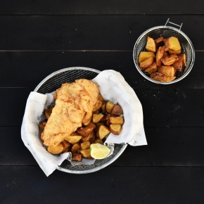 Hook´s Fish & Chips: al estilo británico