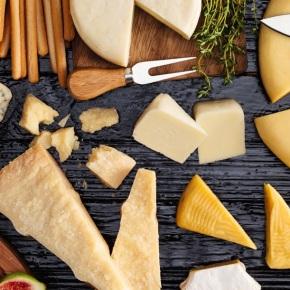 En camino: quesos delmundo
