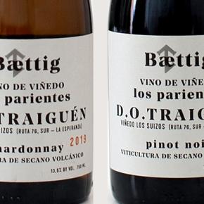 Vinos a tu casa: Baettig selección de viñedo Pinot Noir yChardonnay