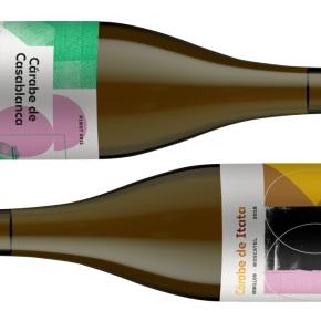 Vinos a tu casa: Cárabe de Itata y Cárabe de Casablanca dos nuevos vinos naranjos para descorcharhoy