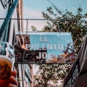 El Pulento Joe: nuevo hit cervecero en BarrioLastarria