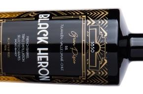 Black Heron revoluciona los sabores delpisco