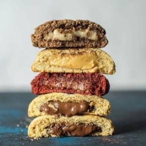 Las sorprendentes galletas al estilo gringo de CookieLab