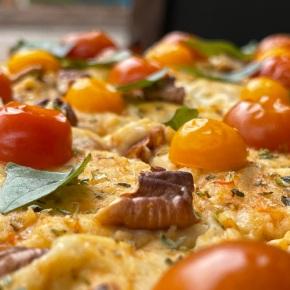 Veggie Pizza: las nuevas pizzas 100% plantbased