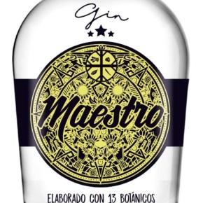 Gin Maestro: premiado ychileno