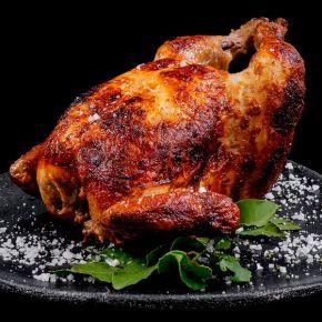 Black Chicken: la nueva dimensión del polloasado