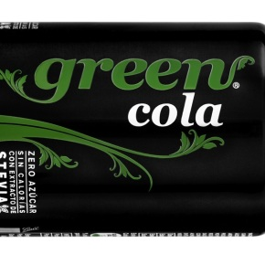 Green Cola aterriza enChile