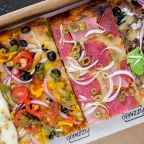 Pizzario: las nuevas pizzas alcorte