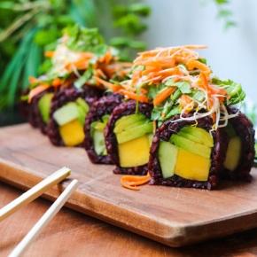 VGN Sushi: nuevo y 100%plant-based